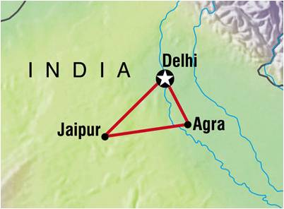 Golden-Triangle-Tour india