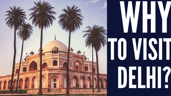 WHY TO VISIT DELHI _